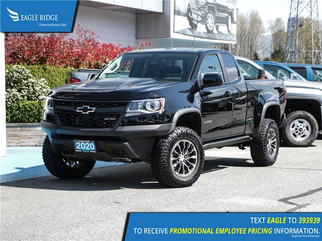 2020 Chevrolet Colorado ZR2 (Stk: 08142A) in Coquitlam - Image 1 of 15