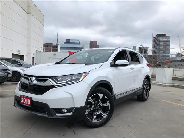 2019 Honda CR-V Touring (Stk: HP3695) in Toronto - Image 1 of 35