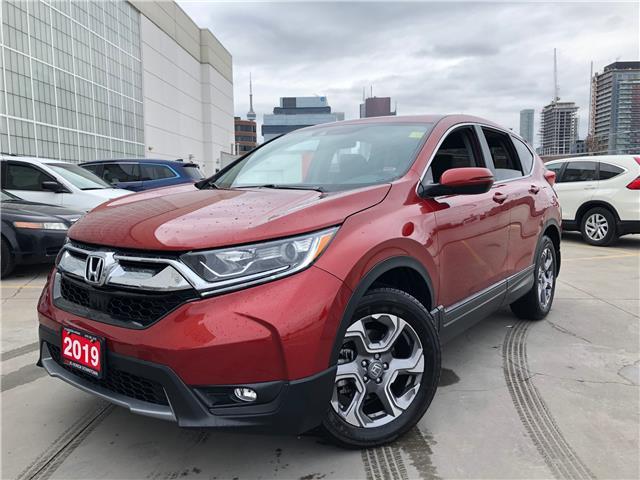 2019 Honda CR-V EX (Stk: HP3724) in Toronto - Image 1 of 29
