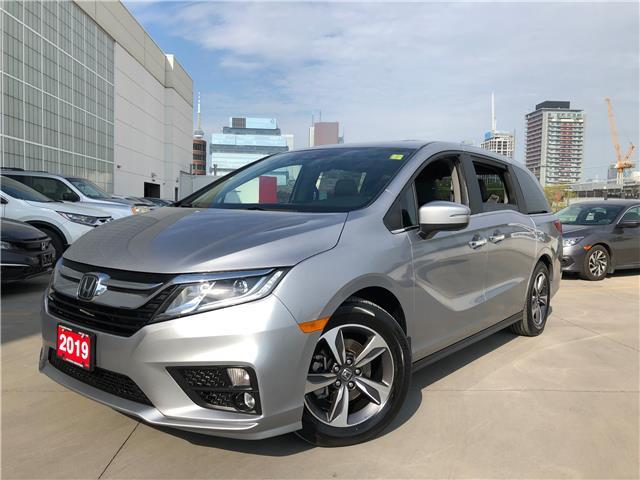 2019 Honda Odyssey EX (Stk: C20191B) in Toronto - Image 1 of 32