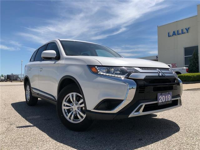 2019 Mitsubishi Outlander ES (Stk: S10497R) in Leamington - Image 1 of 25