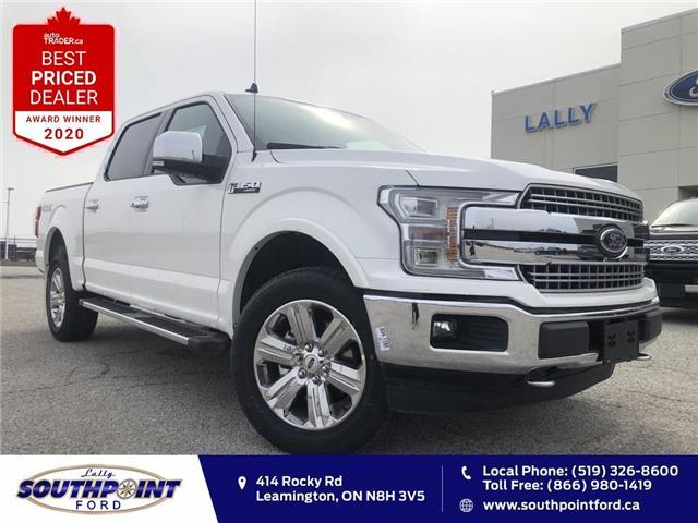 2020 Ford F-150 Lariat (Stk: FF26184) in Leamington - Image 1 of 9
