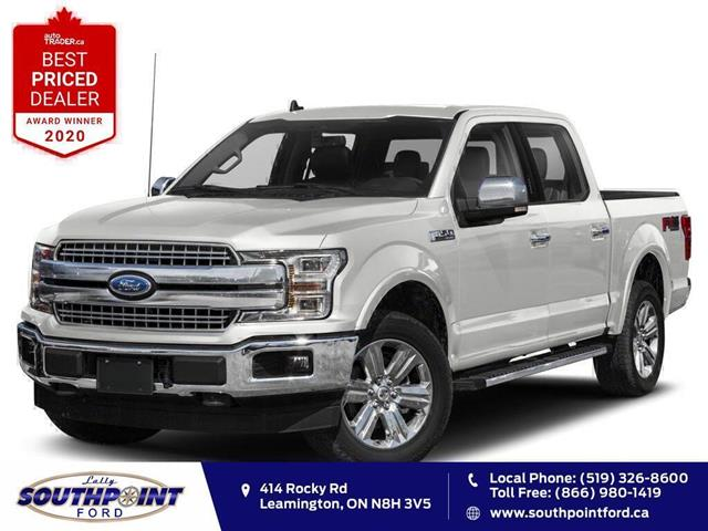 2020 Ford F-150 Lariat (Stk: FF26195) in Leamington - Image 1 of 9