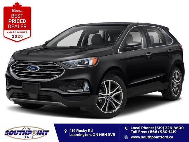 2020 Ford Edge Titanium (Stk: EG26222) in Leamington - Image 1 of 8