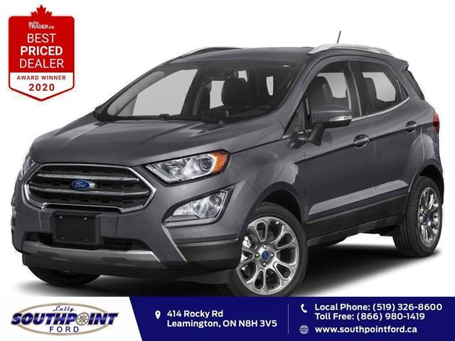 2020 Ford EcoSport Titanium (Stk: ES26019) in Leamington - Image 1 of 9