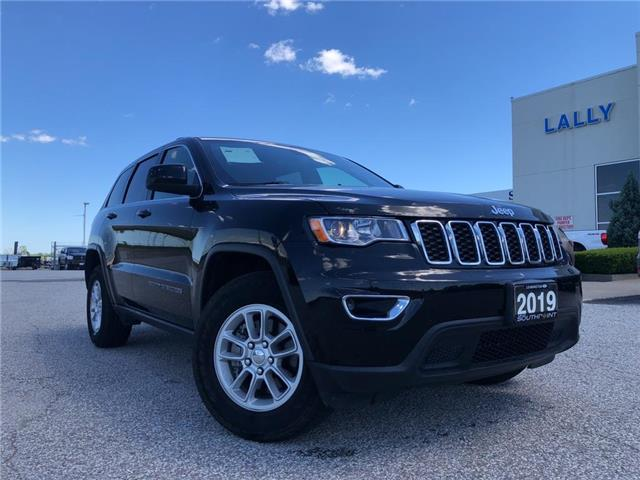 2019 Jeep Grand Cherokee Laredo (Stk: S10451R) in Leamington - Image 1 of 23