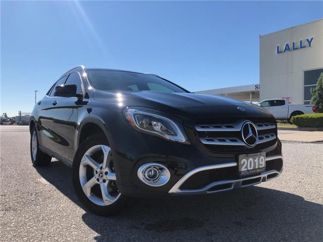 2019 Mercedes-Benz GLA 250 Base (Stk: S10500R) in Leamington - Image 1 of 27