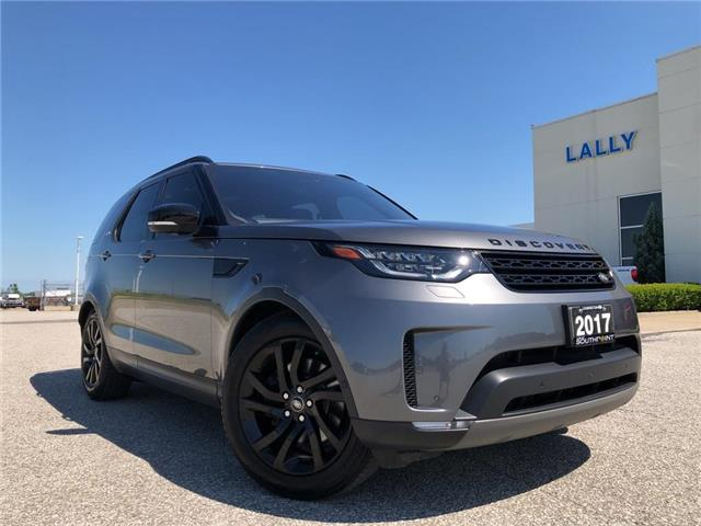 2017 Land Rover Discovery HSE (Stk: S10501R) in Leamington - Image 1 of 30