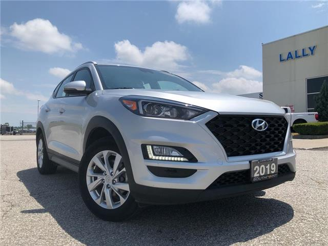 2019 Hyundai Tucson Preferred (Stk: S10496R) in Leamington - Image 1 of 25