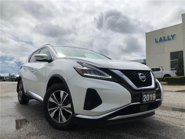 2019 Nissan Murano S (Stk: S10506R) in Leamington - Image 1 of 25