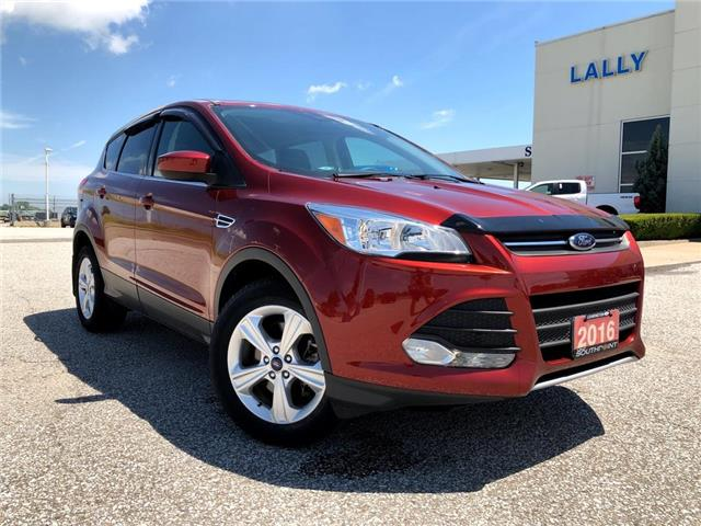 2016 Ford Escape SE (Stk: S10509R) in Leamington - Image 1 of 25