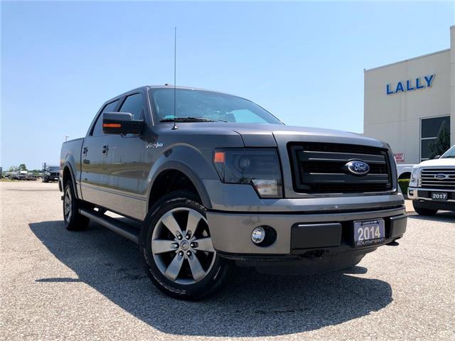 2014 Ford F-150 FX4 (Stk: S10513) in Leamington - Image 1 of 24
