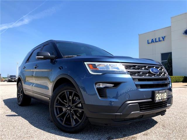 2018 Ford Explorer XLT (Stk: S6669A) in Leamington - Image 1 of 26