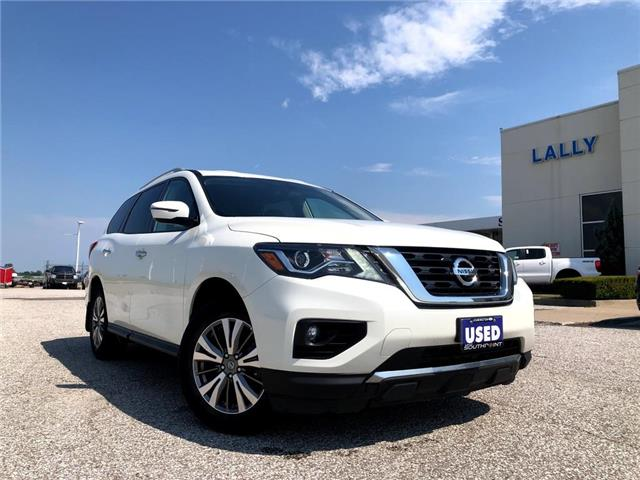 2019 Nissan Pathfinder  (Stk: S10489R) in Leamington - Image 1 of 23