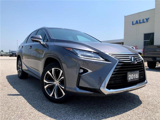 2016 Lexus RX 350 Base (Stk: S10502B) in Leamington - Image 1 of 27