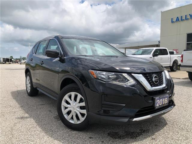 2018 Nissan Rogue SV (Stk: S10523R) in Leamington - Image 1 of 24