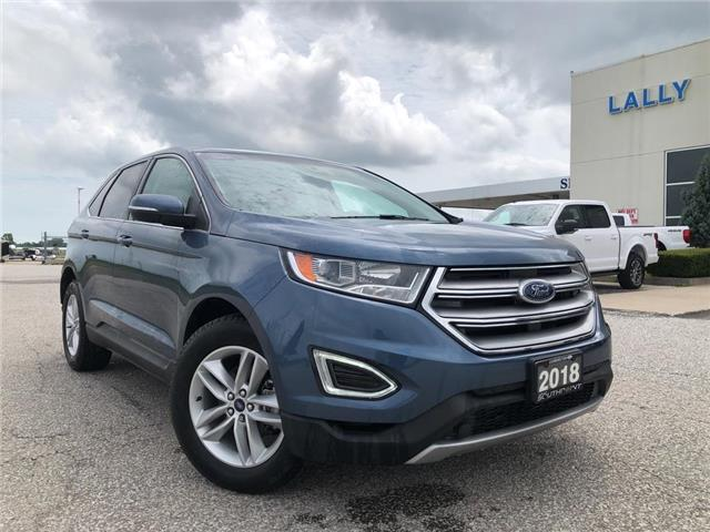 2018 Ford Edge SEL (Stk: S10524R) in Leamington - Image 1 of 24