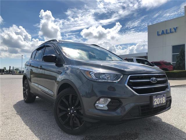 2018 Ford Escape SE (Stk: S26222A) in Leamington - Image 1 of 25