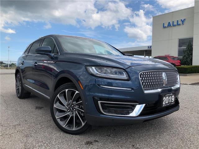 2019 Lincoln Nautilus Reserve (Stk: S6702A) in Leamington - Image 1 of 26