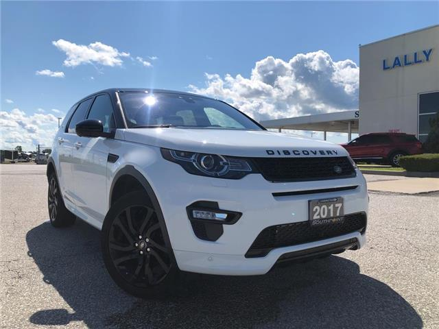 2017 Land Rover Discovery Sport HSE LUXURY (Stk: S10526R) in Leamington - Image 1 of 27