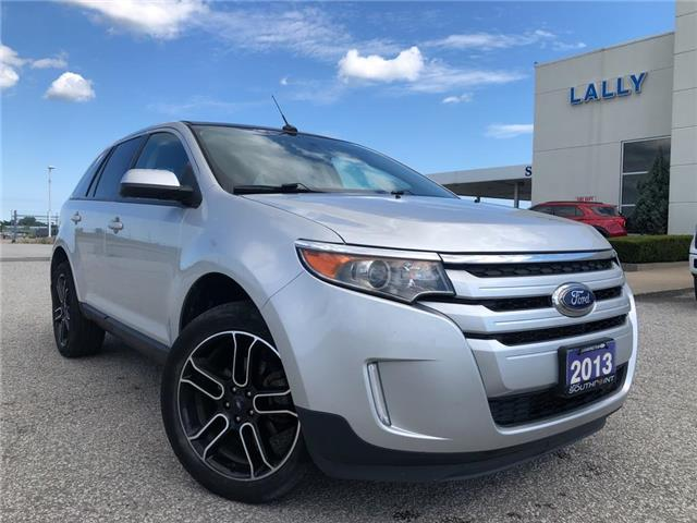 2013 Ford Edge SEL (Stk: S26688A) in Leamington - Image 1 of 25