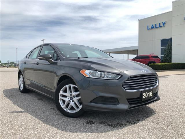 2016 Ford Fusion SE (Stk: S6675A) in Leamington - Image 1 of 23