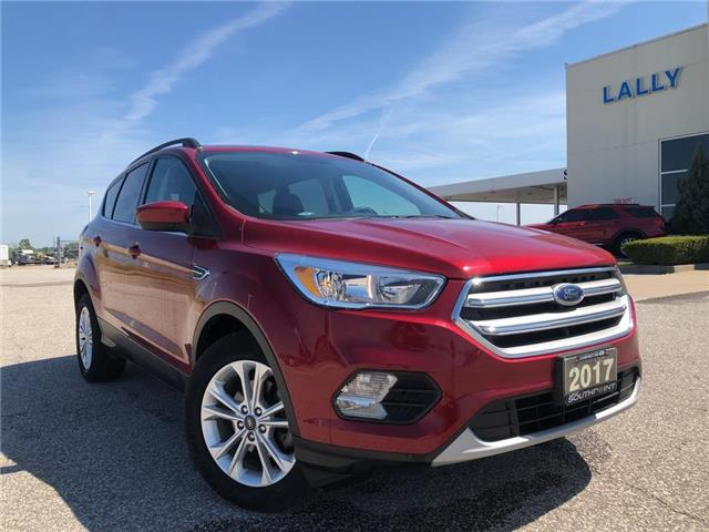 2017 Ford Escape SE (Stk: S6629A) in Leamington - Image 1 of 25