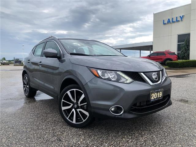 2019 Nissan Qashqai  (Stk: S10536R) in Leamington - Image 1 of 24
