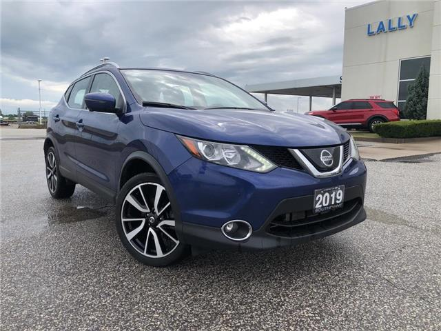 2019 Nissan Qashqai  (Stk: S10535R) in Leamington - Image 1 of 23