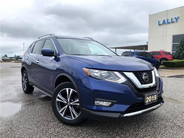 2019 Nissan Rogue  (Stk: S10538R) in Leamington - Image 1 of 24