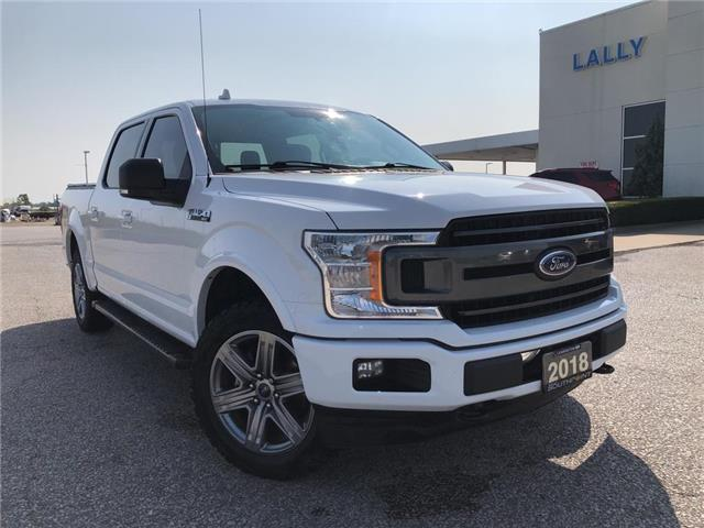 2018 Ford F-150  (Stk: S6754A) in Leamington - Image 1 of 25