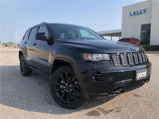 2020 Jeep Grand Cherokee Laredo (Stk: S6783A) in Leamington - Image 1 of 25