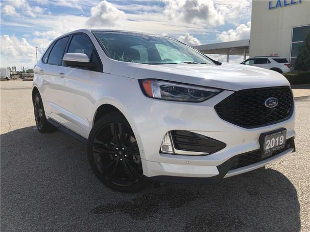 2019 Ford Edge ST (Stk: S10549R) in Leamington - Image 1 of 25