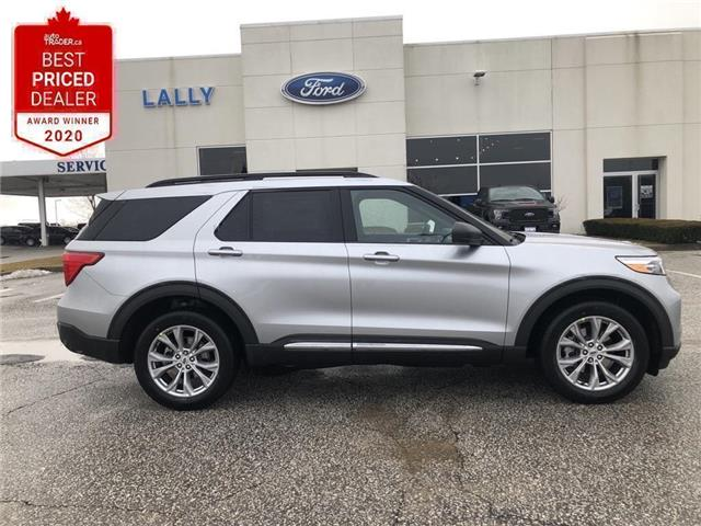 2020 Ford Explorer XLT (Stk: SEX6523) in Leamington - Image 1 of 7