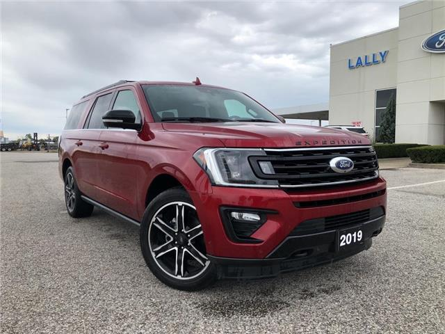 2019 Ford Expedition Max Limited (Stk: S10547R) in Leamington - Image 1 of 29