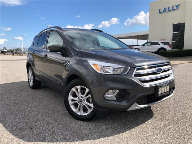 2018 Ford Escape SE (Stk: S6741A) in Leamington - Image 1 of 24