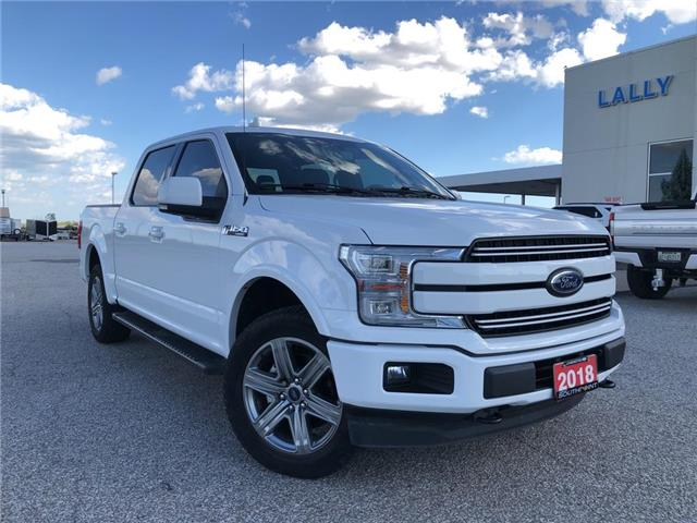 2018 Ford F-150 Lariat (Stk: S6736A) in Leamington - Image 1 of 25