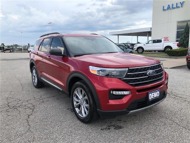2020 Ford Explorer XLT (Stk: SEX6471) in Leamington - Image 1 of 26