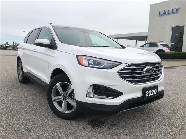 2020 Ford Edge  (Stk: S10552R) in Leamington - Image 1 of 24