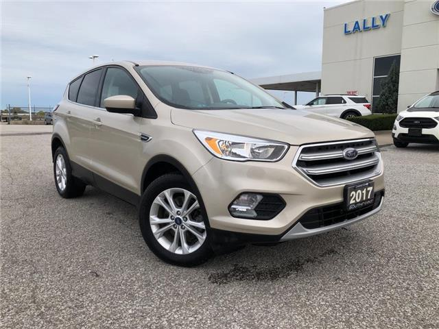 2017 Ford Escape SE (Stk: S6633A) in Leamington - Image 1 of 24