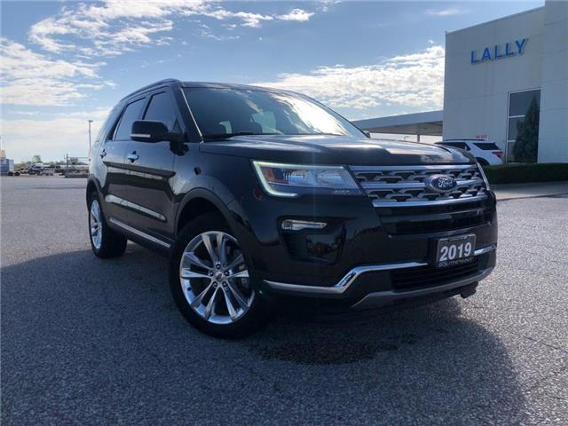 2019 Ford Explorer Limited (Stk: S10542B) in Leamington - Image 1 of 28
