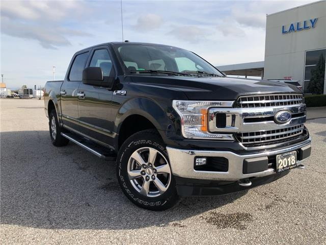 2018 Ford F-150 XLT (Stk: S24140A) in Leamington - Image 1 of 25