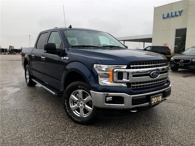 2018 Ford F-150 XLT (Stk: S27018A) in Leamington - Image 1 of 25