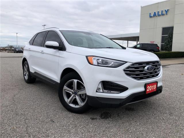 2019 Ford Edge SEL (Stk: S6809A) in Leamington - Image 1 of 23