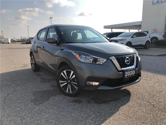 2020 Nissan Kicks  (Stk: S10569R) in Leamington - Image 1 of 23