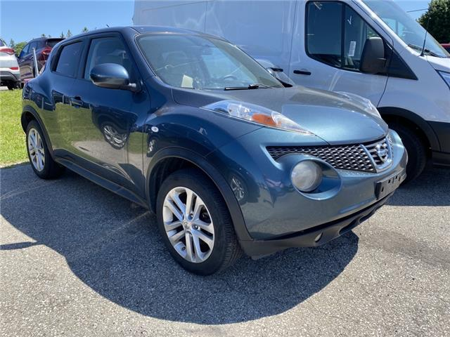 2011 Nissan Juke SV (Stk: 20E2190AXZ) in Kitchener - Image 1 of 10