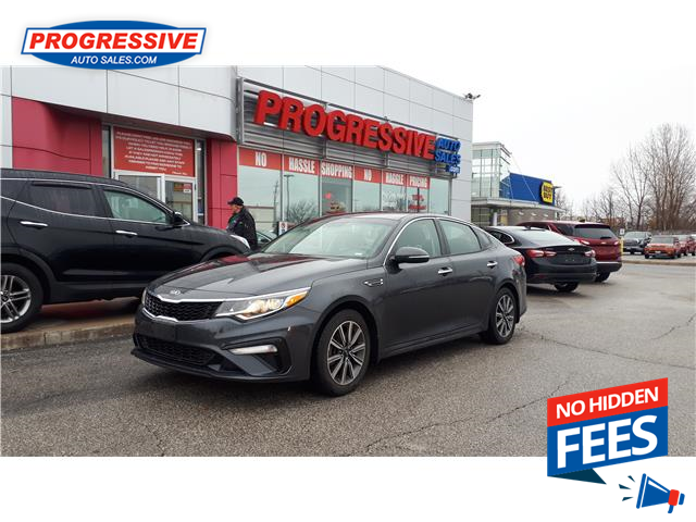 2019 Kia Optima LX (Stk: KG281372) in Sarnia - Image 1 of 16