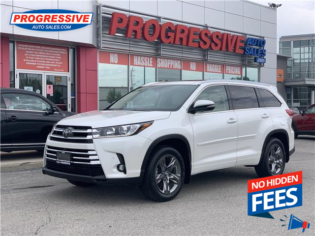 2019 Toyota Highlander Limited (Stk: KS919441) in Sarnia - Image 1 of 30