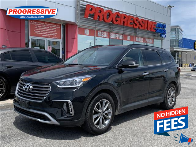 2017 Hyundai Santa Fe XL Luxury (Stk: ) in Sarnia - Image 1 of 24