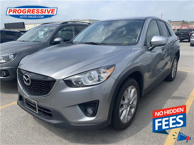 2014 Mazda CX-5 GT (Stk: E0396651) in Sarnia - Image 1 of 10